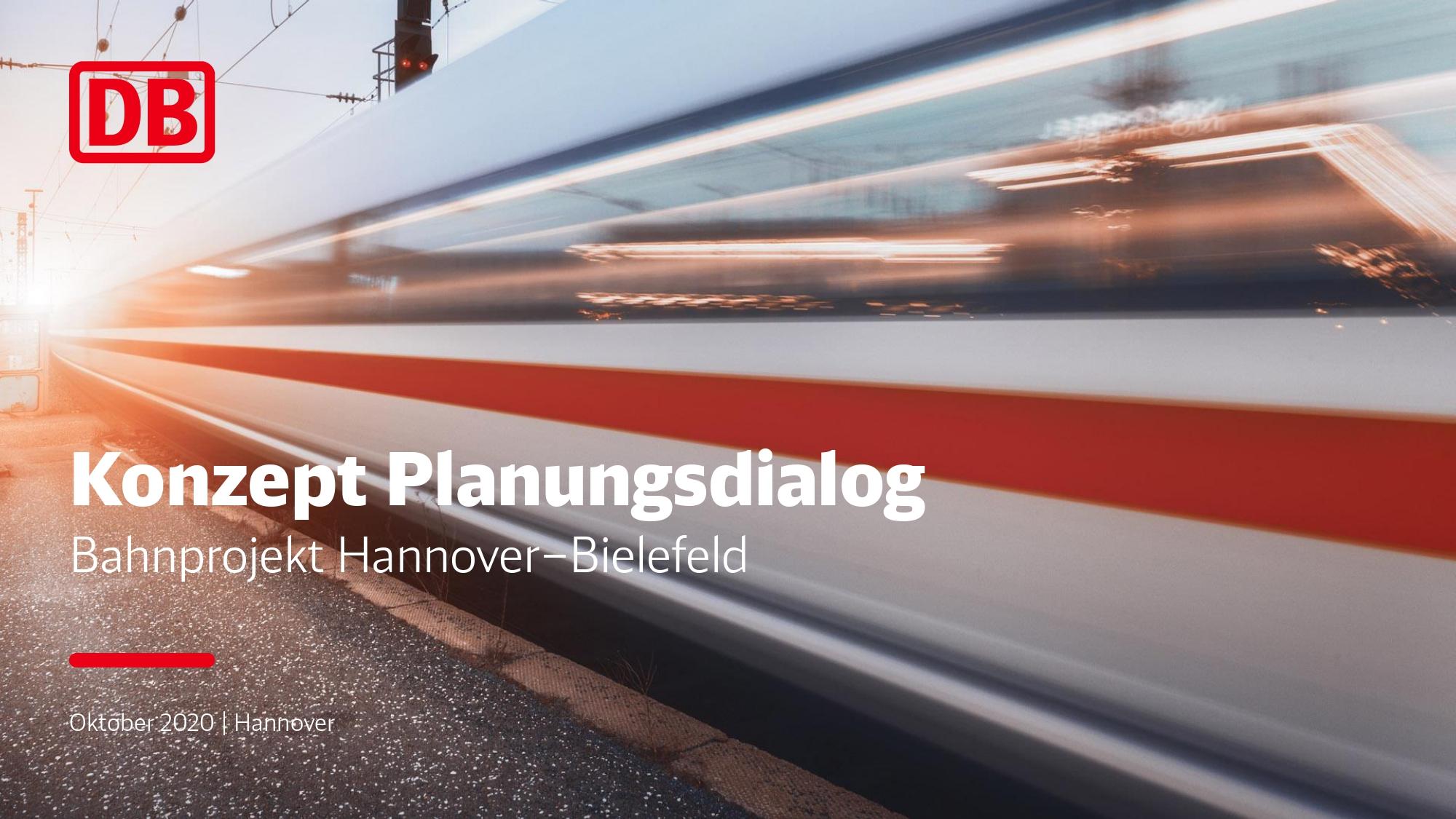 DB, Planungsdialog - 25.11.2020