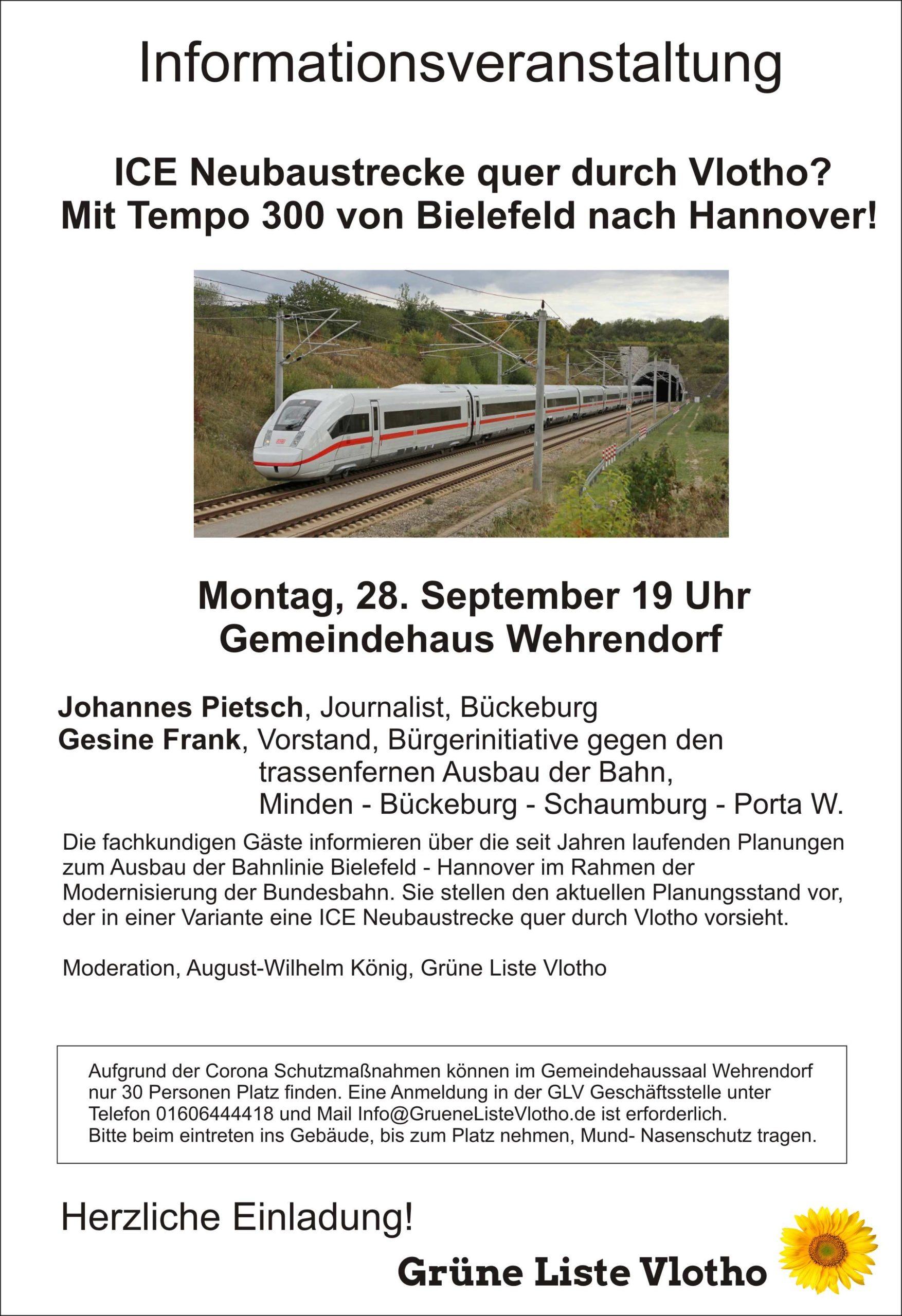 Flyer Infoveranstaltung - 28.09.2020